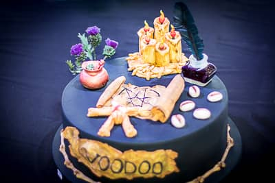 Tortenmesse Cake and Bake 2017: Voodoo
